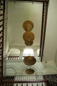 Treppenhaus Villa